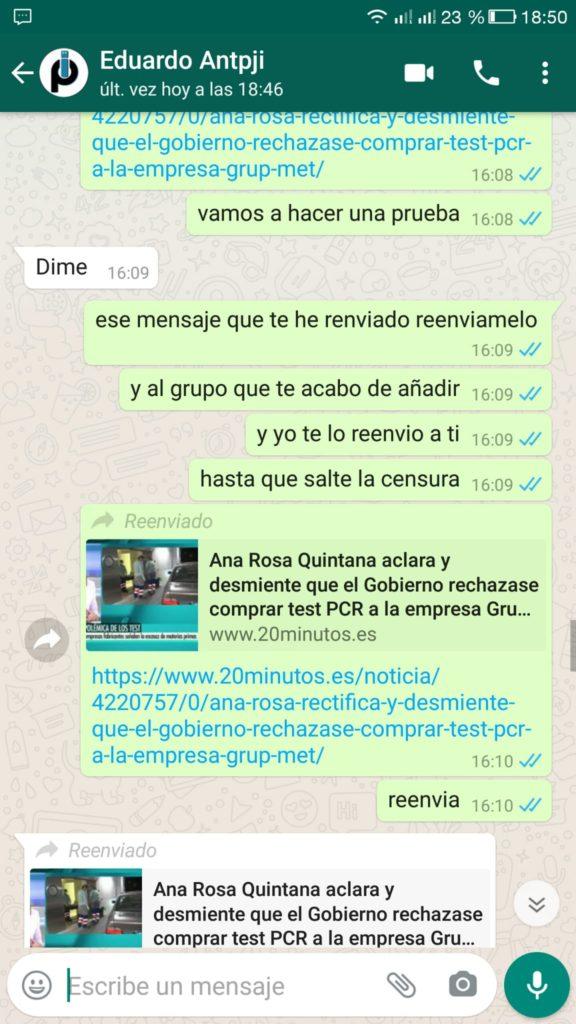 Censura WhatsApp 01
